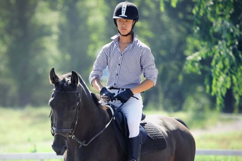 Things to Consider When Buying a Horse Riding Helmet